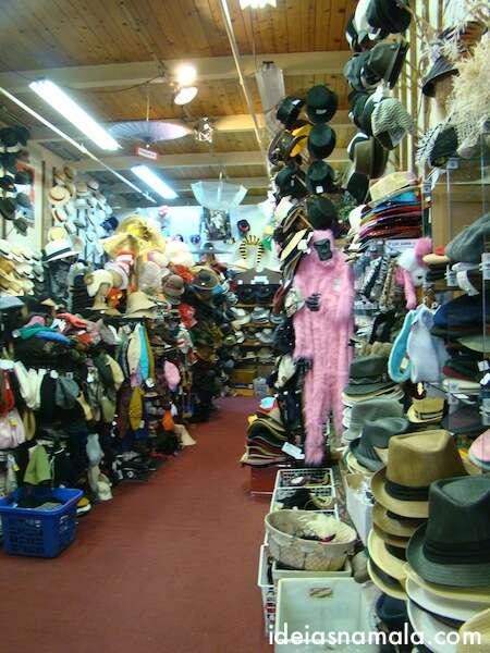 Loja de Chapéus - Berkeley Hat