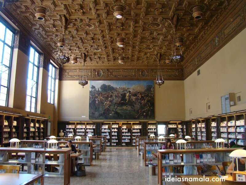 Biblioteca central de Berkeley