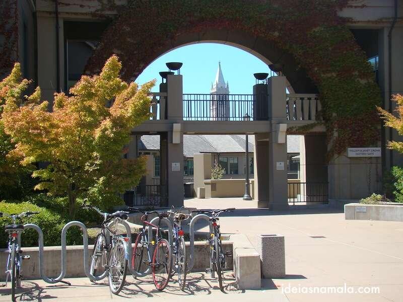 Universidade de Berkeley - Califórnia