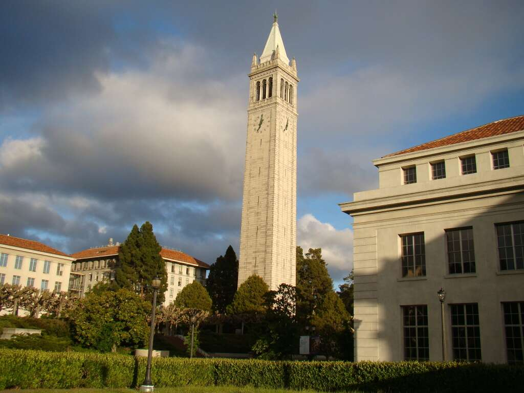 Sather Tower, a Torre de Berkeley