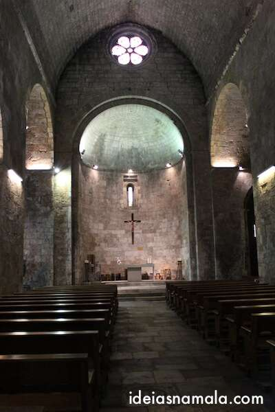 Igreja de Santa Maria em Besalú