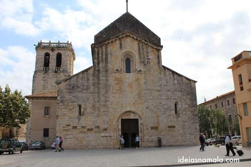 Igreja de San Pere - Besalú