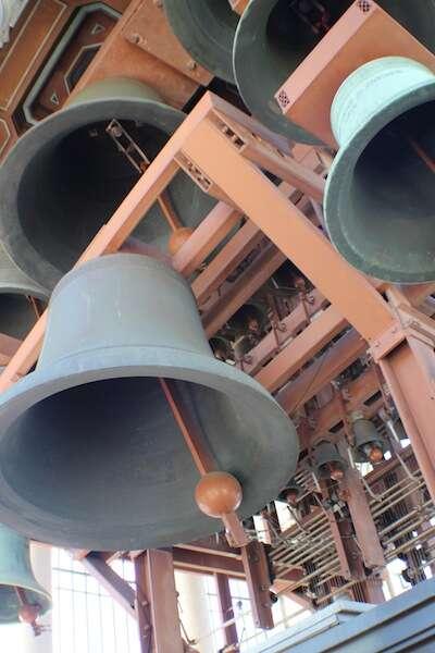 Sinos da torre de Berkeley