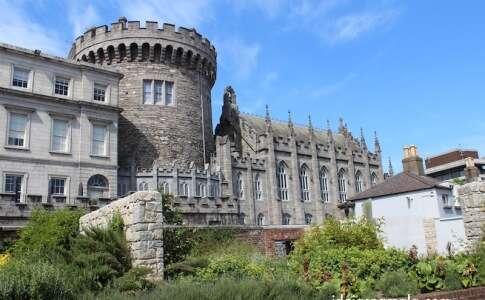 Castelo de Dublin - Irlanda