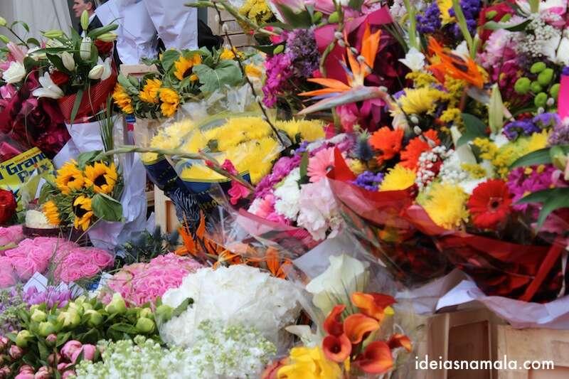 Flores na na Grafton Street, Dubin