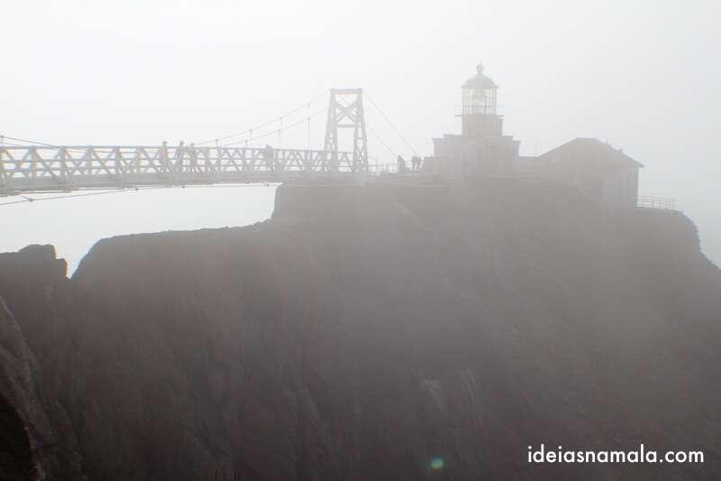 Bonita Lighthouse - Marin Headlands - Califórnia