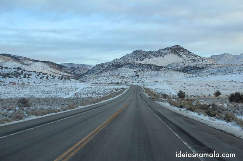 #Roadtripnodeserto: DIA 1: São Francisco - Mammoth Lakes