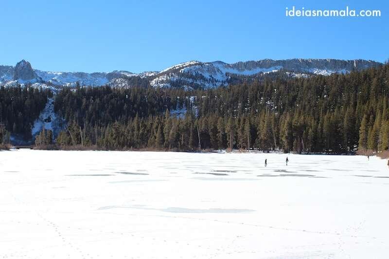 Mammoth Lakes - Inverno