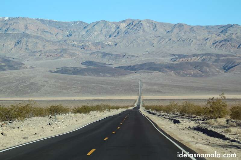 #Roadtripnodeserto: DIA 2: Mammoth Lakes - Death Valley