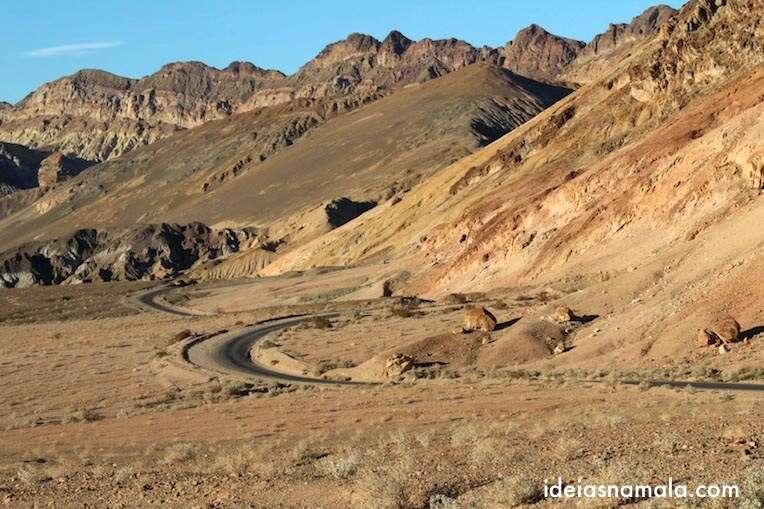 Artist Pallet - Death Valley