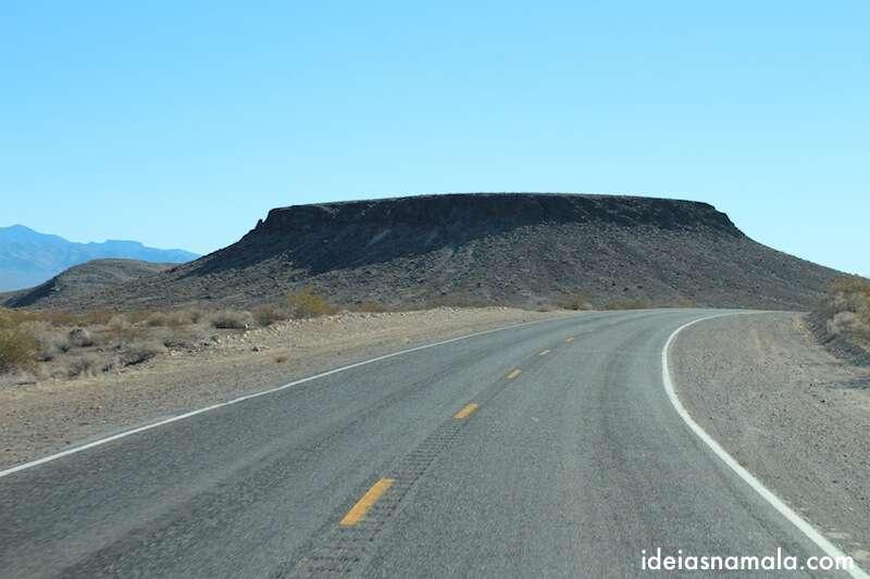 Do Death Valley a Las Vegas