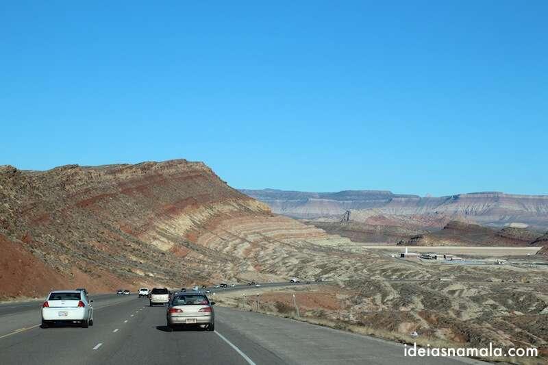 Paisagem de Utah
