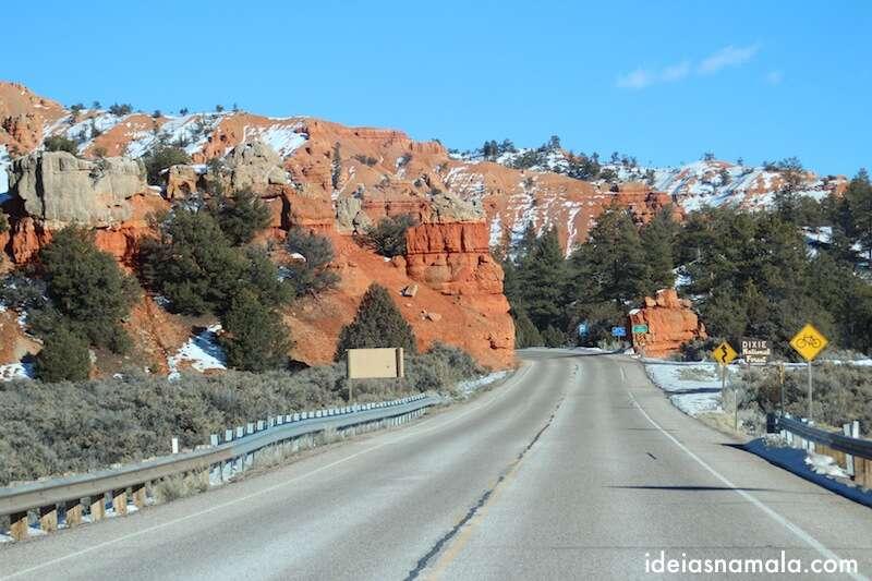 #Roadtripnodeserto: DIA 5: Zion - Bryce Canyon