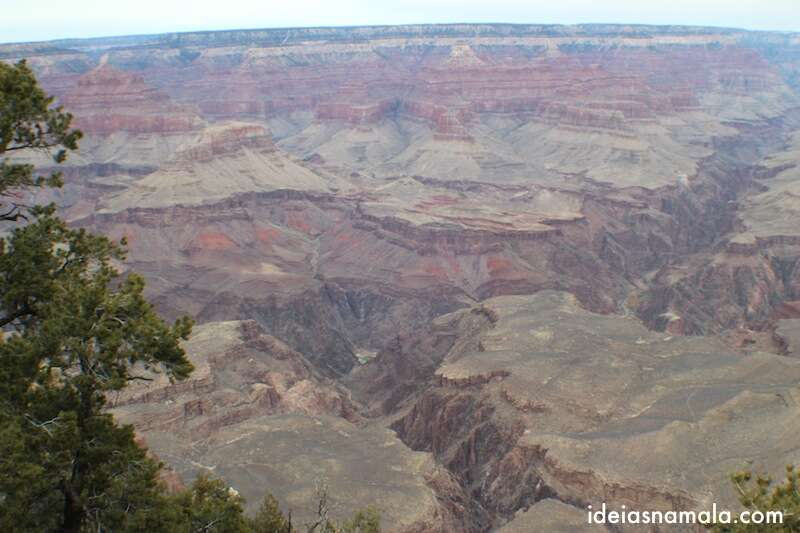 #Roadtripnodeserto - DIA 9: Grand Canyon