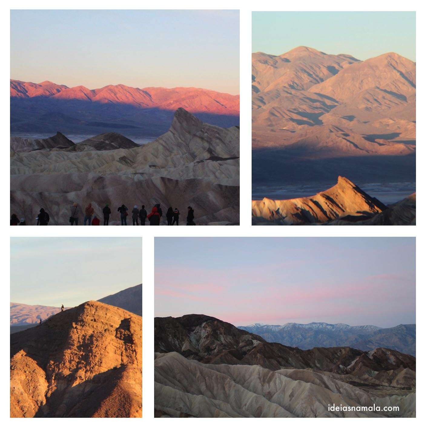 Death Valley: Zabriskie Point