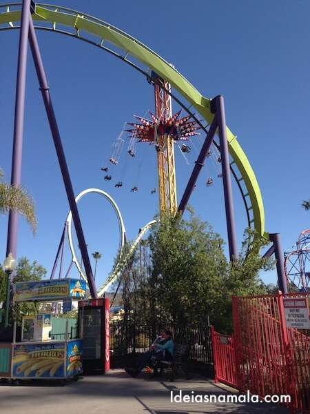 Six Flags - Vallejo