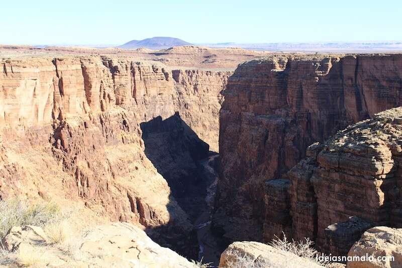 Pseudo Mirantes do Grand Canyon