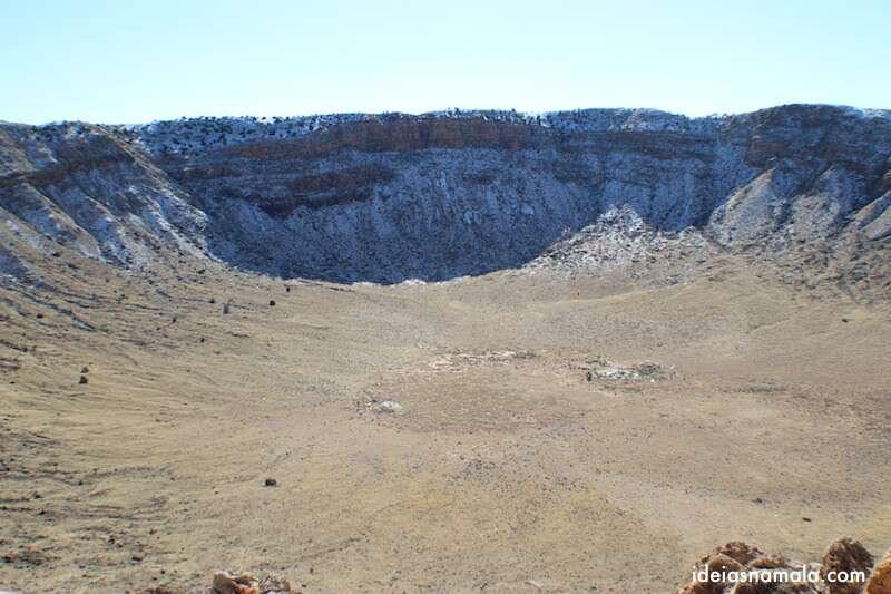 Cratera do meteoro Barringer