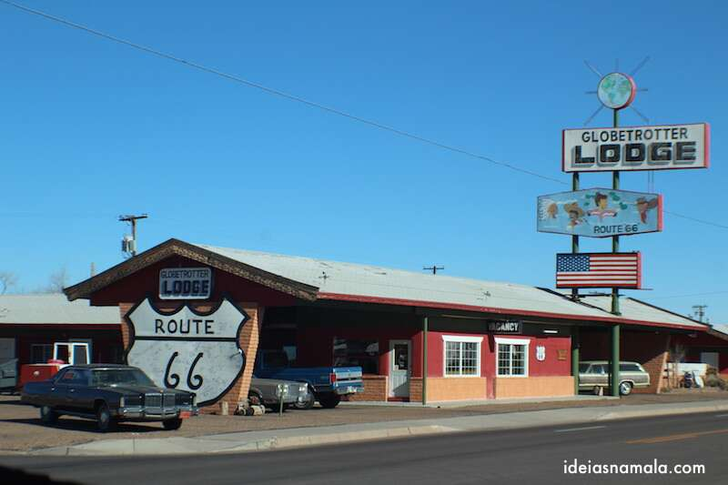 Route 66 - Holbrok