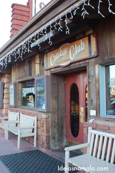 Cowboy Club, Sedona