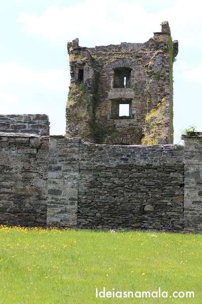Cariganas Castle, Irlanda