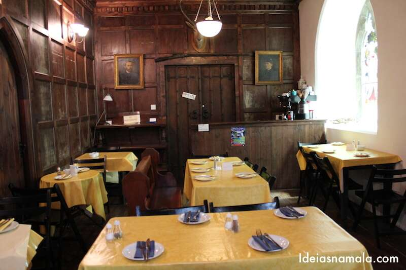 Church Café - Glengarriff