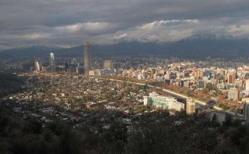 Santiago - Cerro Santa Lucia