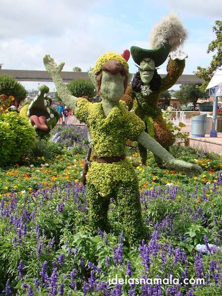 Peter Pan, Epcot