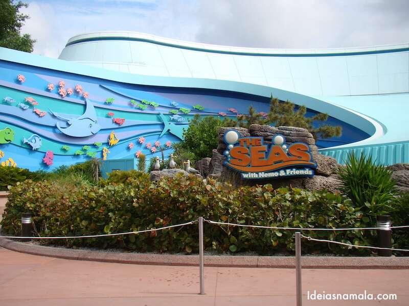 The Sea with Nemo & Friends