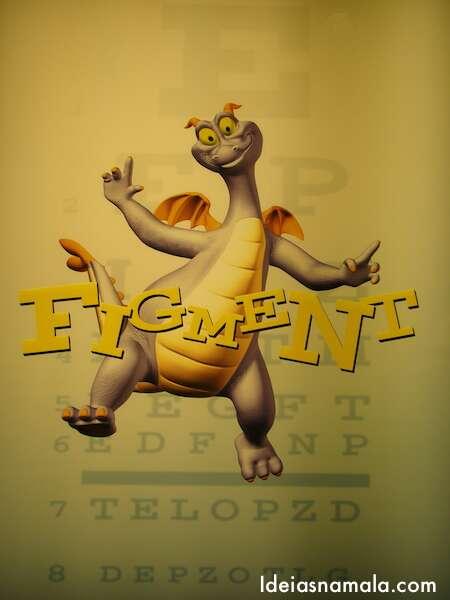 Figment, Epcot