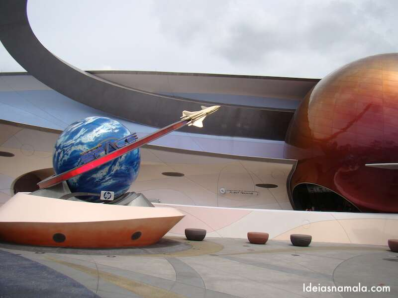 Mission Space, Epcot