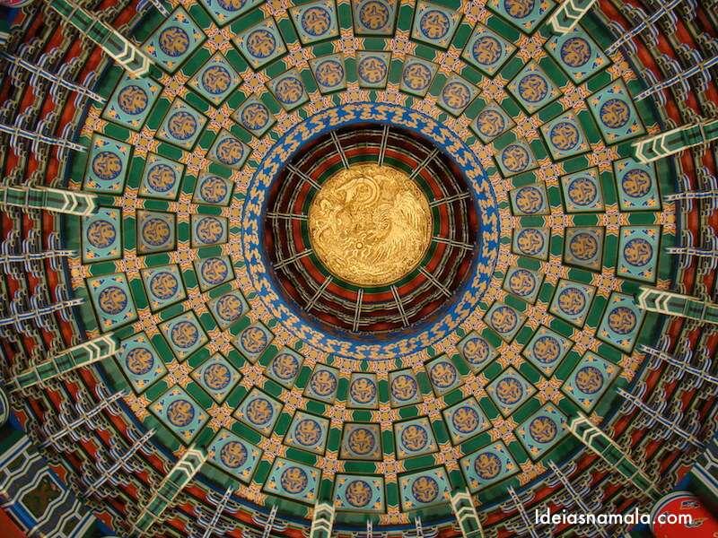 Pavilhão da China, Epcot