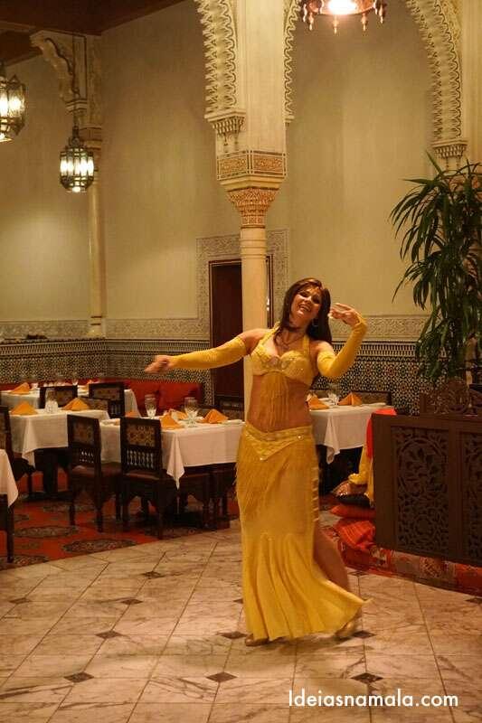 Restaurante Marrakesh Epcot