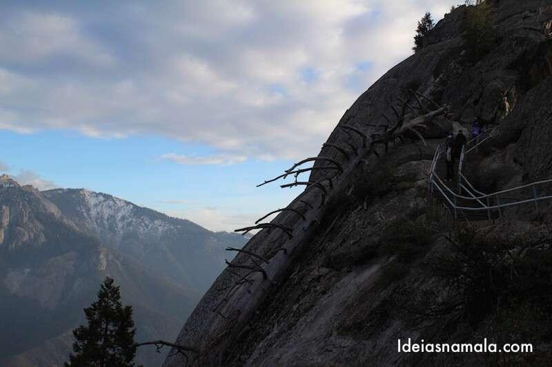 Morro Rock - Sequoias National Park
