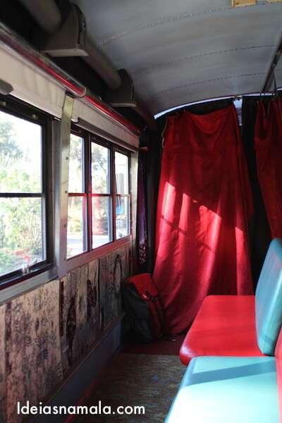 Magic Bus, San Francisco