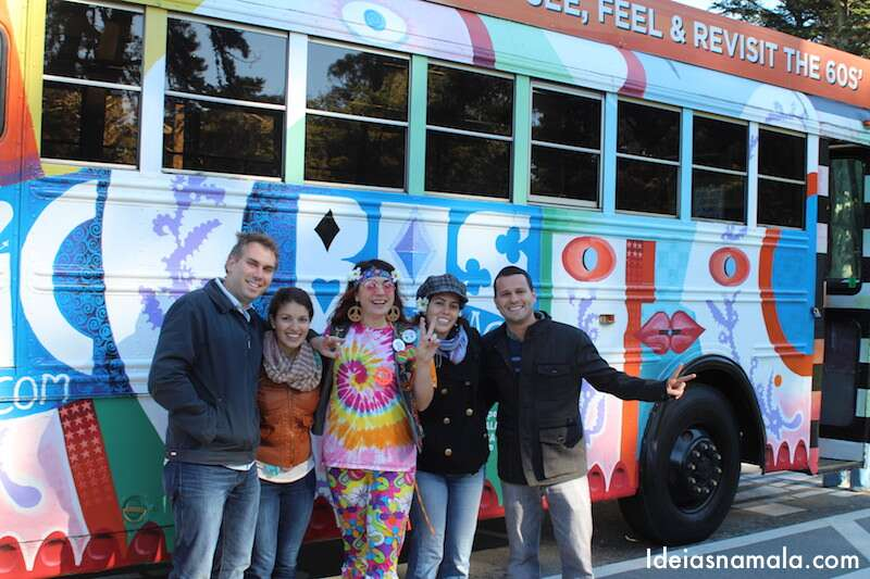 Magic Bus - San Francisco
