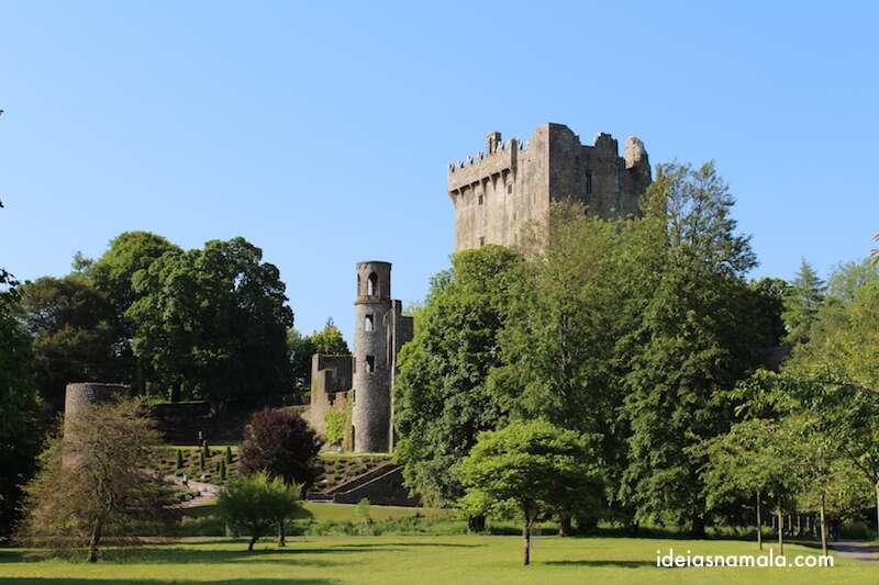 Castelo de Blarney - irlanda
