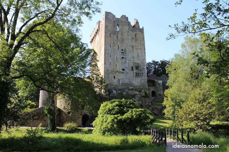 Castelo de Blarney, Irlanda