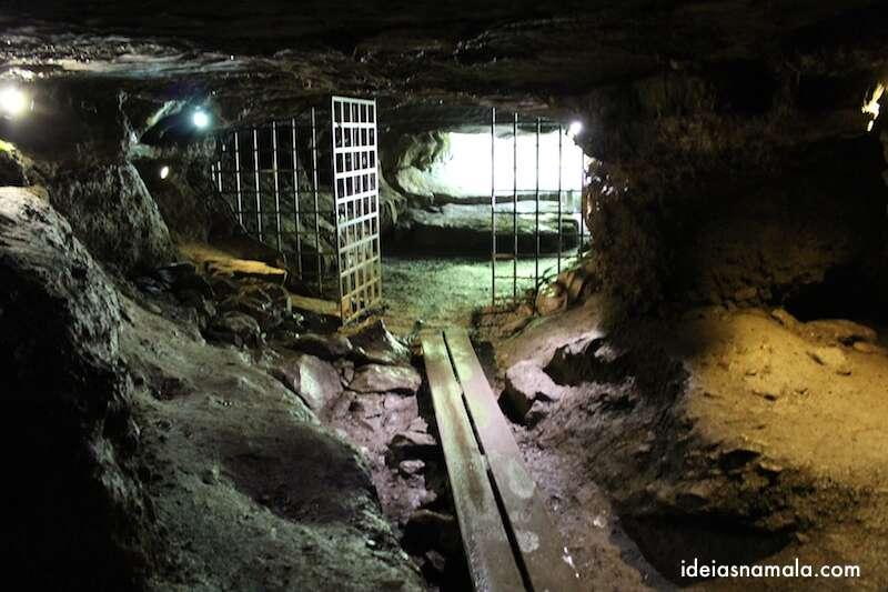 Cavernas do castelo de Blarney