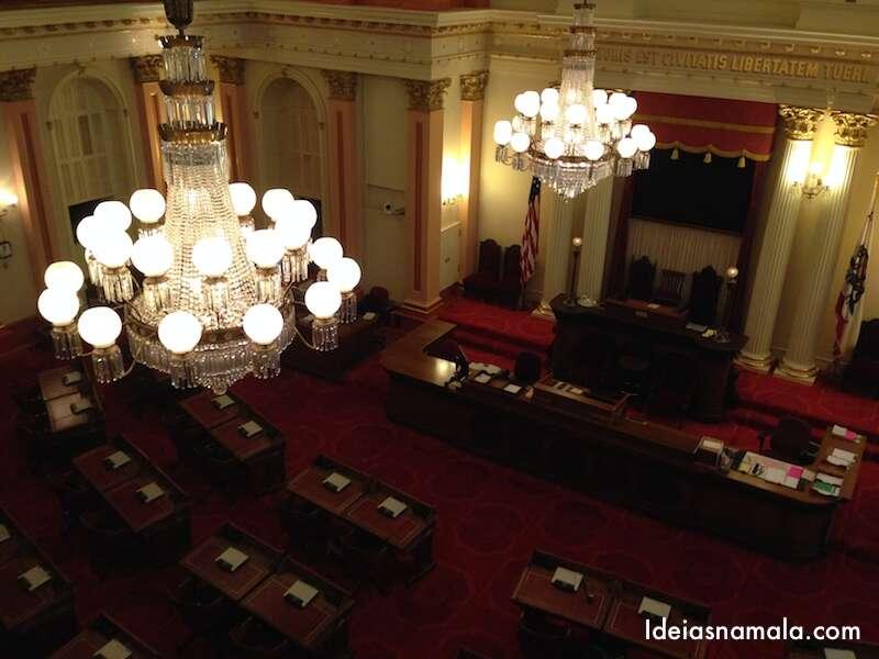 Senado California