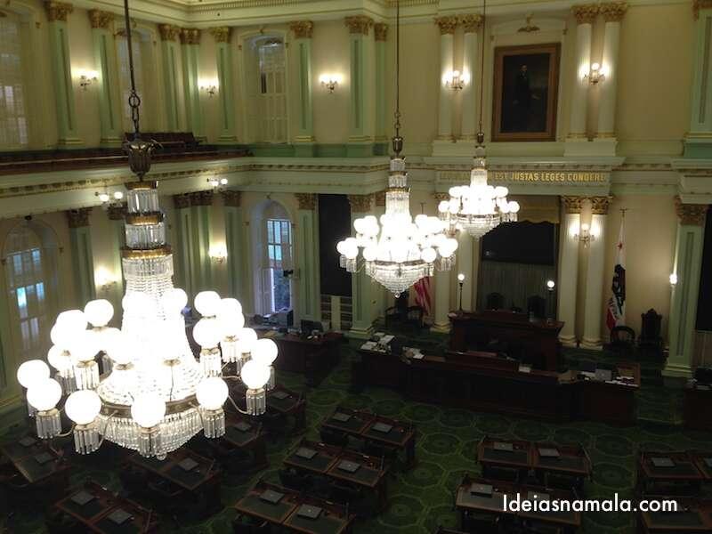 Camara dos deputados Senado California