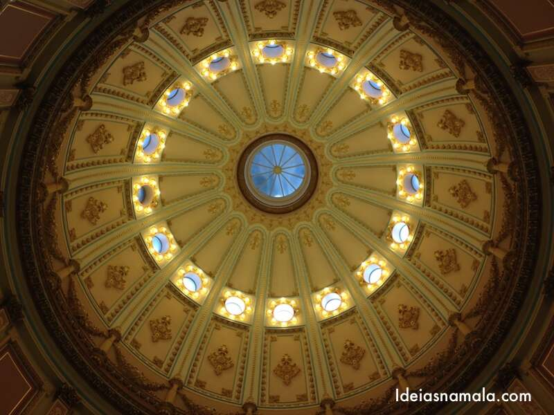 Cúpula do Capitolio da California