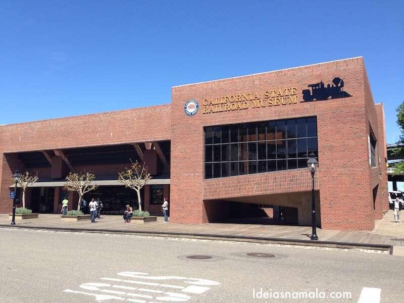 Califórnia State Railway Museum