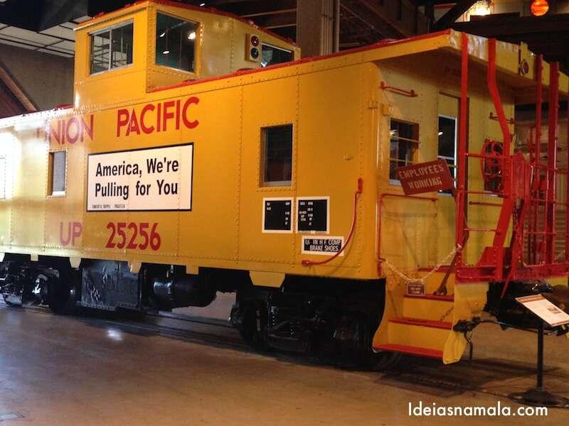 Sacramento, Railway Museum