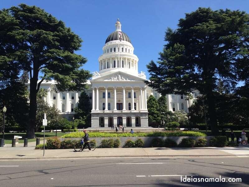 que fazer em Sacramento