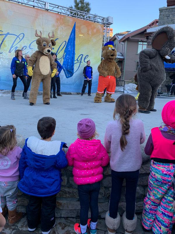 Woolly's Saturday Parade em Mammoth Lakes