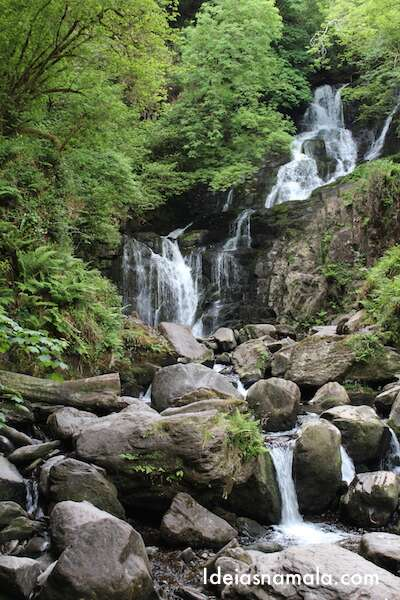 Cachoeira Torc, Killarney