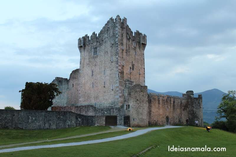 Ross Castle - Killarney