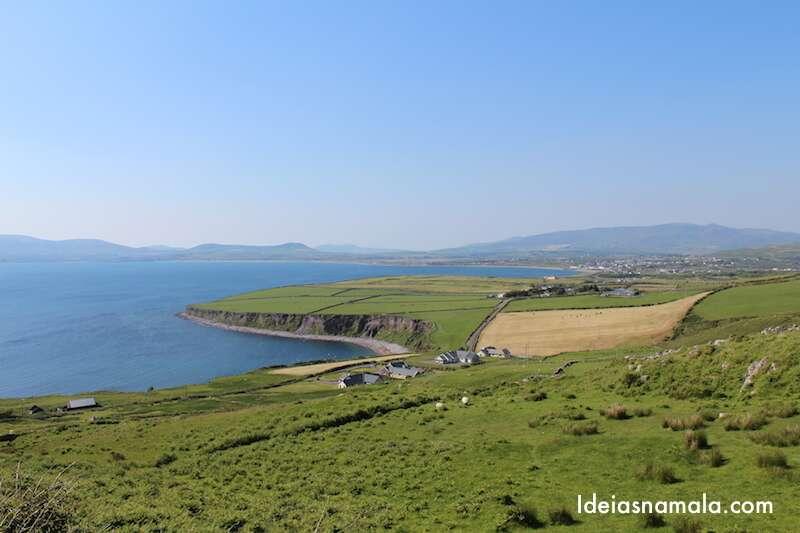 Região de Waterville - Ring of Kerry - Irlanda