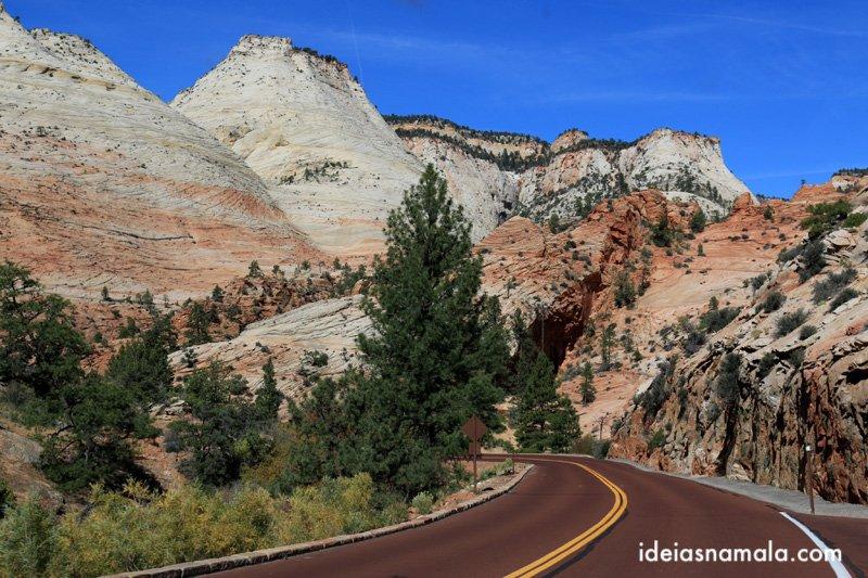 Zion National Park em Utah